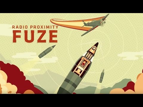 APL Defining Innovations: The Radio Proximity Fuze
