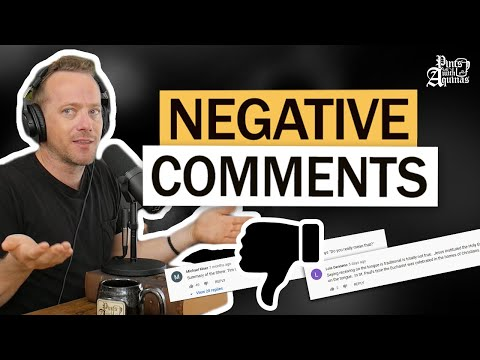 Dealing With Youtube Criticism W/ Capturing Christianity
