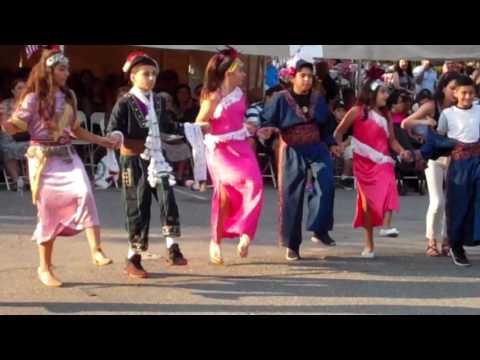 Assyrian Festival 2016 - Dance Group - Middle