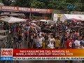UB: Mas kakaunting tao, bumisita sa Manila North Cemetery ngayong taon
