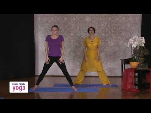 Primii pași în yoga S2 Ep. 53 - Antrenamentul simplu al fericirii prin practica yoga