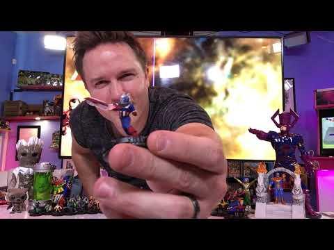Marvel HeroClix: Avengers Infinity Unboxing Part 4
