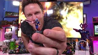Marvel HeroClix: Avengers Infinity Unboxing Part 4