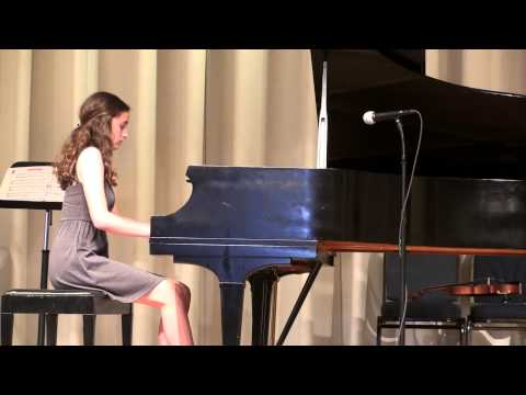 Katia Zeydelis performs Autumn Song by P.Tchaikovsky