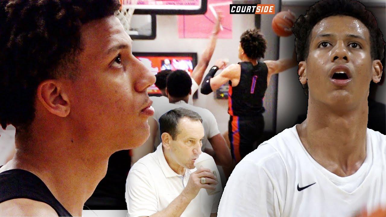 Duke freshman Jalen Johnson declares for NBA draft