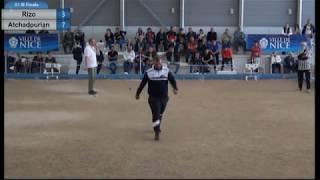 FFPJP 06, Champ. Alpes Maritimes X1 M Finale et X2 F Finale