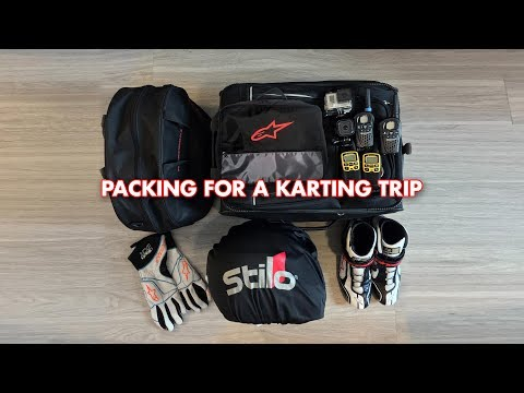 Packing For A Karting Trip
