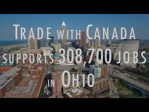 Canada & Ohio Trade that's Fair and Free