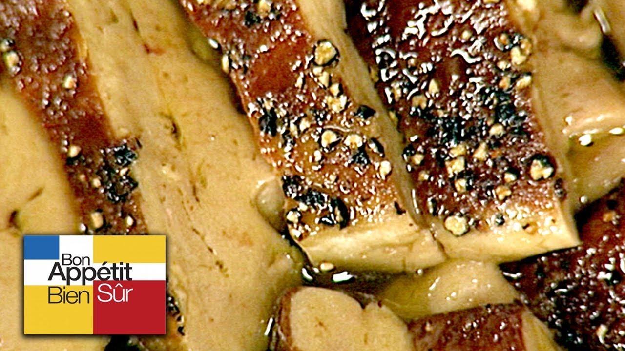 Recette foie gras de canard en cocotte aux raisins chef dutournier youtube - Recette manchons de canard en cocotte ...