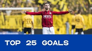 TOP 25 GOALS | Week 42