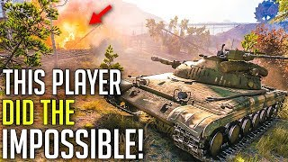 The Craziest Battle in 2019? | World of Tanks The Impossible Battle | Object 430 Gameplay