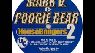 Poogie Bear - PUMP ON DA HORNS