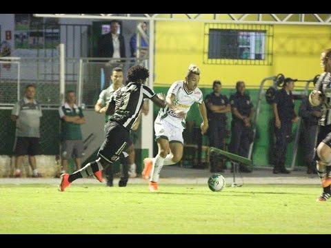 Gol de Hugo, Luverdense 2 x 0 Ceará