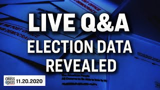 Live Q&A: Raw Election Data Revealed; Michigan Election Turns | Crossroads