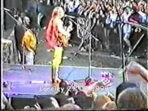 Kelly Family: Loreley 21.08.1999: Red Shoes