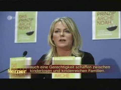 Eva Herman bei Johannes B. Kerner 1/6 ungekürzt