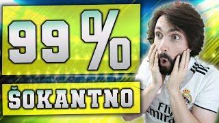 99% VAS NEĆE POVJEROVATI ŠTO BALKANCI MOGU!! Balkanske Ikone #17 FIFA 19