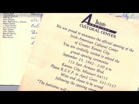 First Kansas City Irish heritage centers; music & Language (Gaeilge) #19