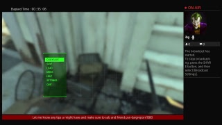 Fallout 4 ep 1  in the begining