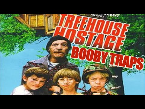 Treehouse Hostage Booby Traps Music Video YouTube