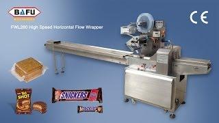 Cookies, Biscuits Packaging Machine