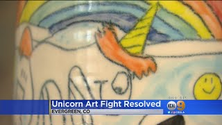 After Artist Raises Stink Over Use Of Farting Unicorn Design, Tesla's Elon Musk Reaches Agreement