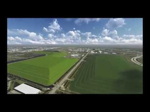 Tour of Pinellas County Landfill from Start to Finish