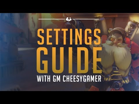 Complete Settings Guide for Overwatch [2018]