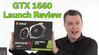 GTX 1660 6GB - Launch Review - 100+ Benchmarks - Tech Deals