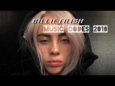 Billie Eilish Roblox Music Codes 2018 October Youtube