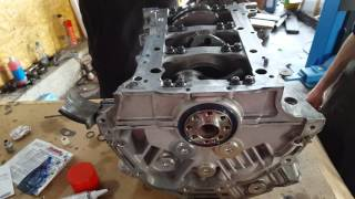 Nissan GT-R R35 Engine Assembly