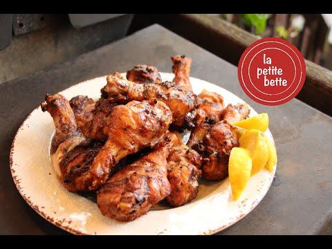 pilons-de-poulet-à-l'asiatique