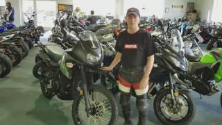 Kawasaki Versys 300X,  Versys 650, KLR 650 Comparison
