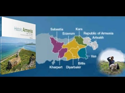 "Video, Interview Author Matthew Karanian Book ""Historic Armenia"""