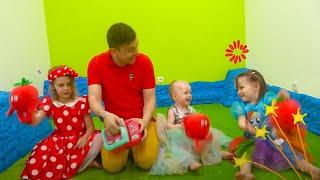 Canção Saudável Canção Infantil Musica para crianças de Five Kids