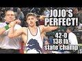 Pope Johns JoJo Aragona wins 138 lb NJ state title   #1 in USA at 138