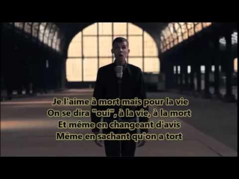 Stromae - Te Quiero  paroles