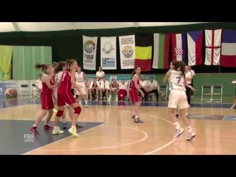 Video : Εθνική Κορασίδων | ΕΛΛΑΔΑ - ΡΩΣΙΑ 45-63
