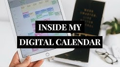 HOW TO PLAN YOUR DAY WITH A DIGITAL CALENDAR