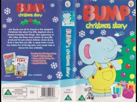 Doug Christmas Story Vhs.Bump S Christmas Story 2001 Uk Vhs