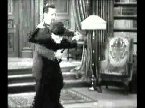 Edward Everett Horton dances