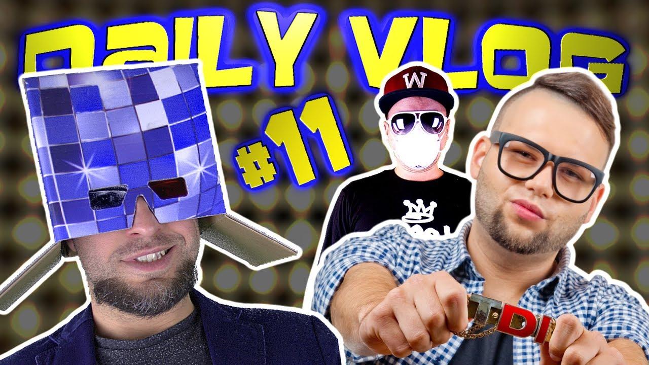 """Daily Vlog#11 – """"Klip ROMPEYA i rzeszowskie JUWENALIA"""" [ChwytakTV]"""