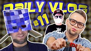 """Daily Vlog#11 - """"Klip ROMPEYA i rzeszowskie JUWENALIA"""" [ChwytakTV]"""