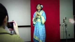 三国志フェス2015(1/31)長江ステージにて歌わせていただきましたテレ...