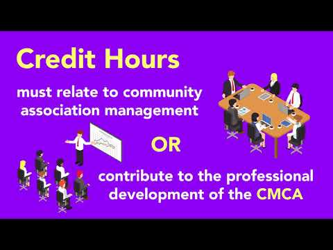 How to Renew Your CMCA - YouTube
