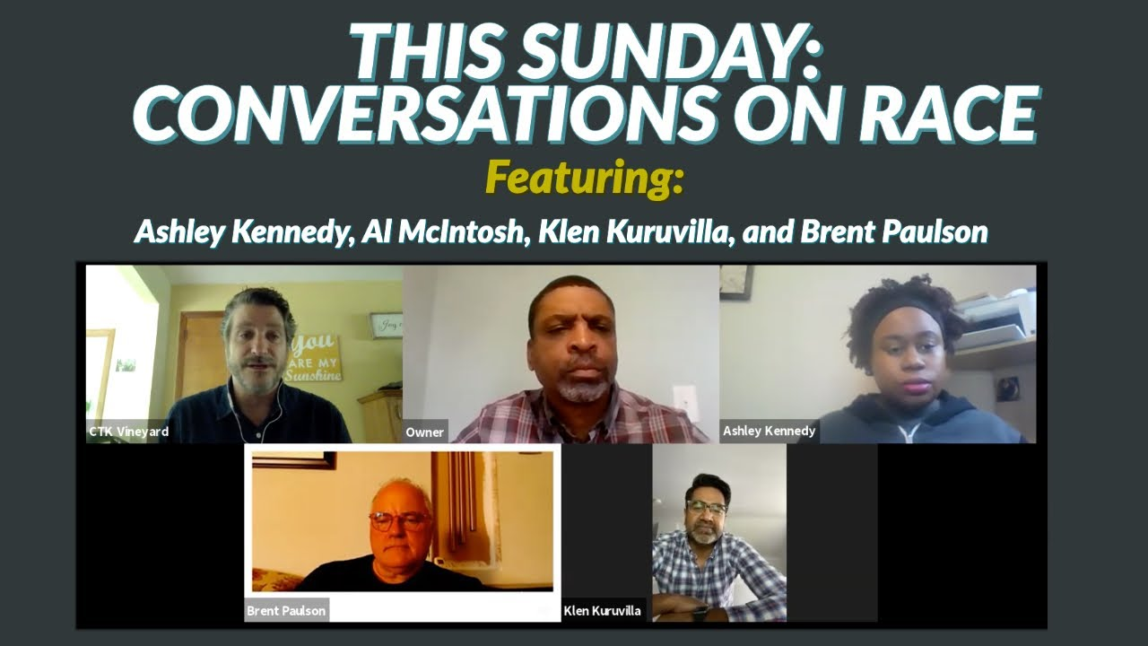Hard but Necessary Conversations - a panel discussion on racism and the church