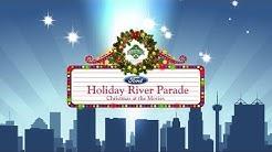 Ford Holiday River Parade 2017 - San Antonio