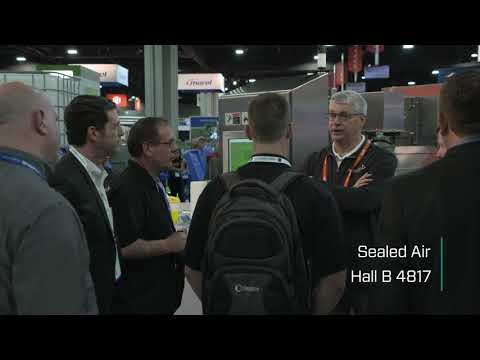 Sealed Air at IPPE 2019 (Day 2)