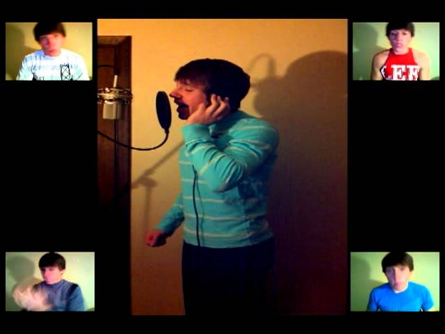 """Gavin Degraw — """"Not Over You"""" (Taylor Holbrook A Capella Cover)"""