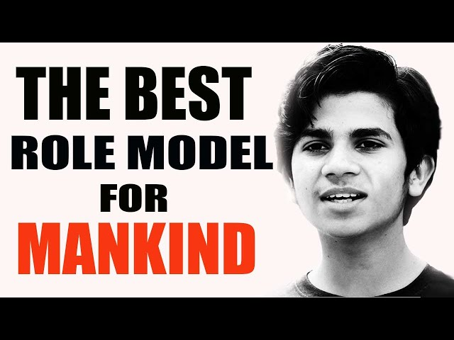 Prophet Muhammad ﷺ  (PBUH) is The Ideal Role Model For Mankind | Hammad Safi